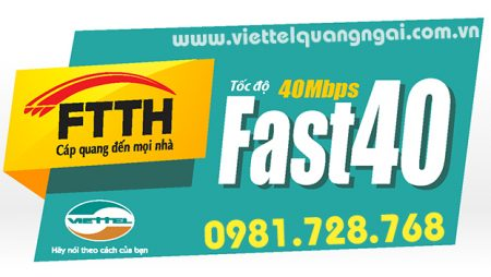 Fast 40 – 40Mbps