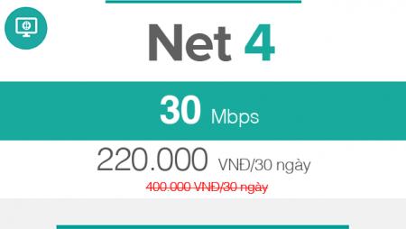 NET 4 – 30Mbps