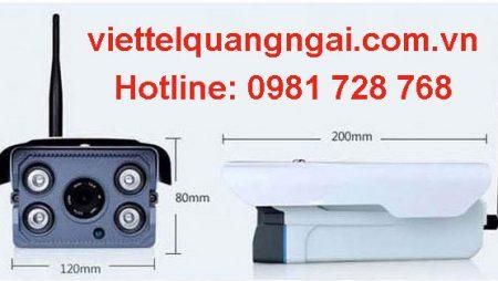 Lắp đặt camera wifi ip quan sát tại Quảng Ngãi | 0981 728 768