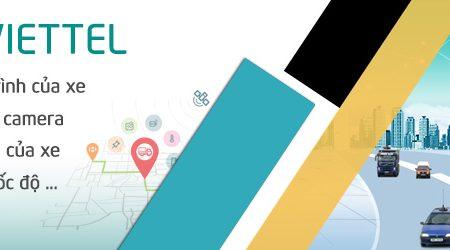 Giám sát hành trình xe tải V-Tracking Viettel