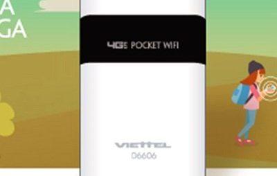 Bộ Phát Wifi 4G Viettel Tốc Độ Cao