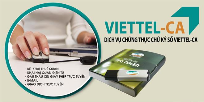Chữ ký số Viettel – Không còn nỗi lo nộp muộn tờ khai