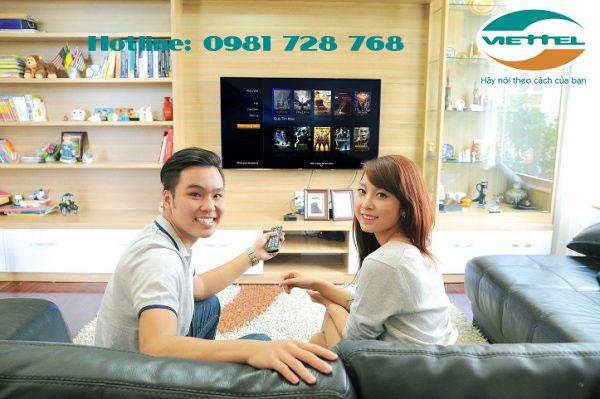 Lắp đặt mạng và truyền hình Viettel tại huyện Trà Bồng, Quảng Ngãi