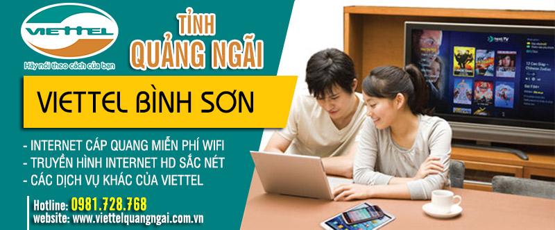 Viettel Bình Sơn