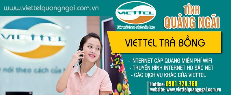 Viettel Trà Bồng