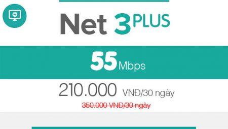 NET 3Plus – 55Mbps